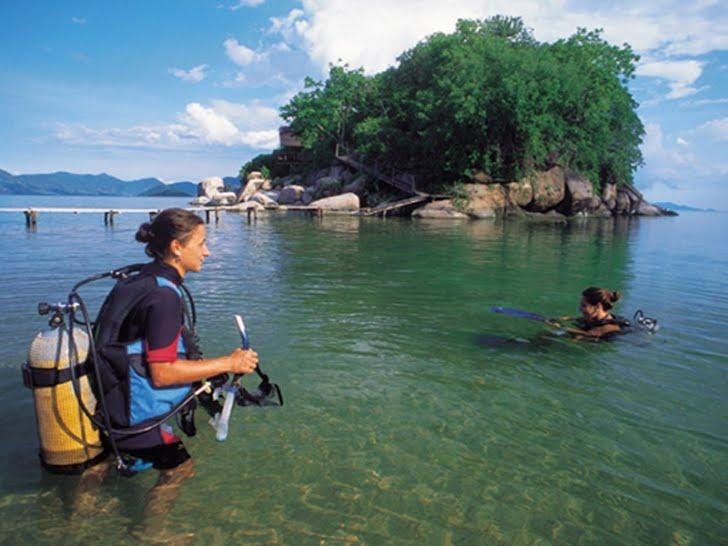 Lake Malawi Scuba